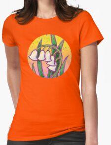 Garden Bells Womens Fitted T-Shirt