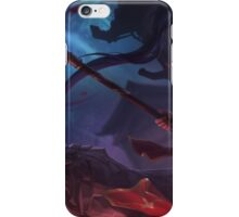 Warring Kingdom Nidalee 4K resolution iPhone Case/Skin