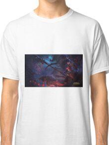 Warring Kingdom Nidalee 4K resolution Classic T-Shirt