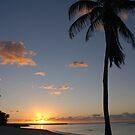 Another pretty sunrise in Key West FL by Susanne Van Hulst