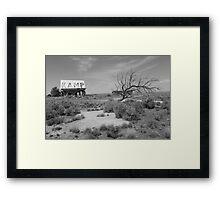 Two Guns, Arizona Framed Print