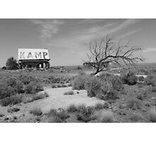 Two Guns, Arizona Photographic Print