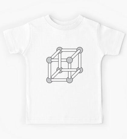 Paradox Box (Optical Illusion Cube) Kids Tee