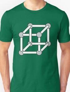 Paradox Box (Optical Illusion Cube) T-Shirt