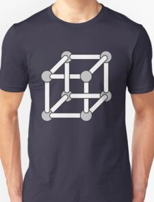 Paradox Box (Optical Illusion Cube) Unisex T-Shirt
