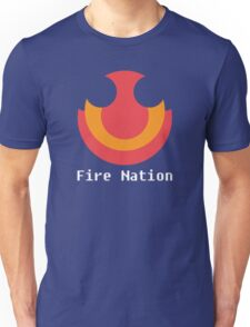 Avatar Brands- The Fire Nation Unisex T-Shirt
