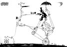 Dr Duchamp's fantastic cycle  by Loui  Jover