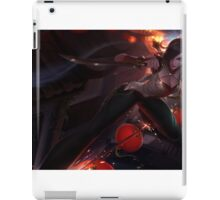 League of Legends - Warring Kingdoms Katarina 4K resolution iPad Case/Skin