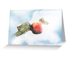 Higher Thoughts Greeting Card