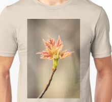 Budding Maple Leaf in Southwestern Michigan Unisex T-Shirt