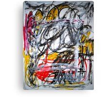 Eleven Eleven Canvas Print
