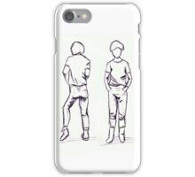 Napoleon Dynamite dance 1 iPhone Case/Skin