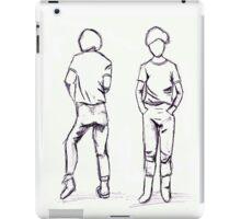 Napoleon Dynamite dance 1 iPad Case/Skin