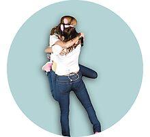HYOSIC/HYOSICA SNSD GIRLS' GENERATION COUPLE  Photographic Print