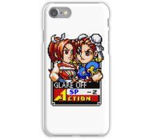 Mai and Chun-li iPhone Case/Skin