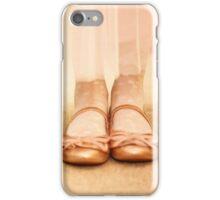 Wedding shoes children iPhone Case/Skin