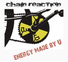 Chain Reaction - Energy made by U Kids Clothes