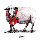 Ewe Tidings by Carrie Jackson