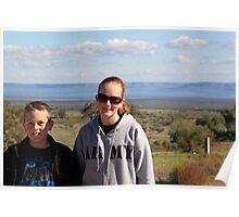 Jack and Jordan Poster