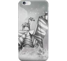 Zebra Dreams iPhone Case/Skin