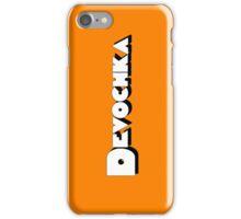 Devochka iPhone Case/Skin