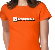 Devochka Womens Fitted T-Shirt