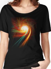 Spirit Round LARGE Women's Relaxed Fit T-Shirt