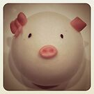 piggy dessert by OTBphotography