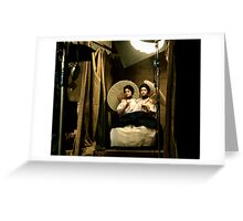 Conjoined Greeting Card
