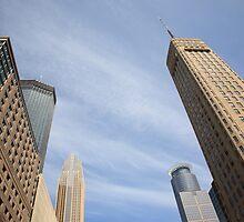 Minneapolis Skyline by Frank Romeo