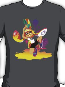 Splatoon Inkling (Yellow) T-Shirt