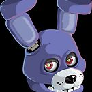 Freaky Bonnie from Five Nights at Freddy's by Robert Cross