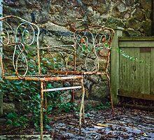The Porch I by Debra Fedchin