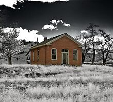 Old School House by Brandon Taylor