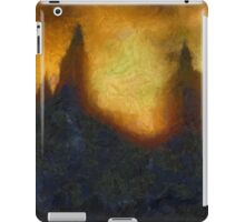 St Pauls in the Blitz by Pierre Blanchard iPad Case/Skin