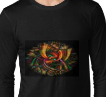 Plastic Fantastic Color Long Sleeve T-Shirt