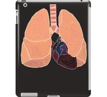 heart and lungs iPad Case/Skin