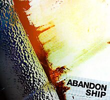 Abandon Ship by Christopher Nicola
