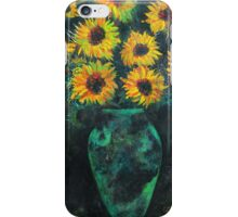Darkened Sun iPhone Case/Skin