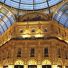 Galleria Vittorio Emanuele II by Lynne Morris