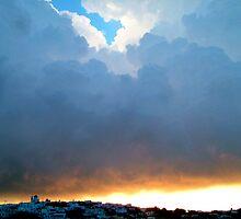 Greek Dawn by Blake Steele