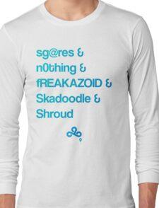 Cloud 9 CSGO  Long Sleeve T-Shirt