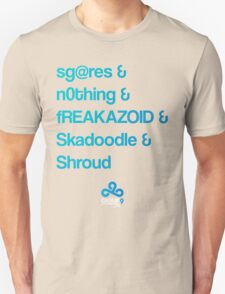 Cloud 9 CSGO  T-Shirt