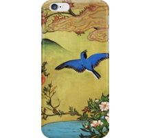 Bluebird iPhone Case/Skin
