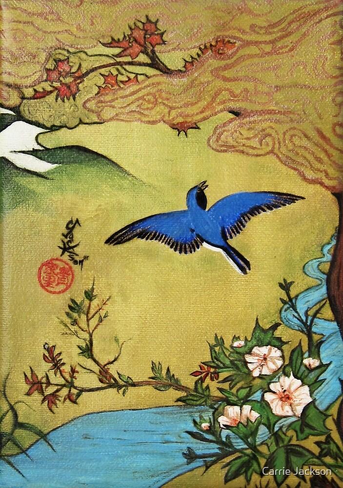 Bluebird by Carrie Jackson