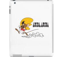 speedy gonzales iPad Case/Skin