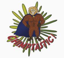 CHIMPTASTIC!!! by vampvamp