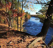 Kettle River Overlook by Christopher J. Franklin