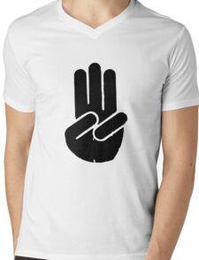 District 12 Mens V-Neck T-Shirt