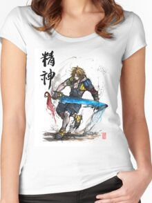 Tidus from Final Fantasy X Women's Fitted Scoop T-Shirt